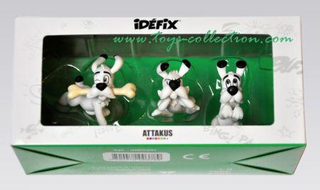Coffret n° 1 figurines Idéfix
