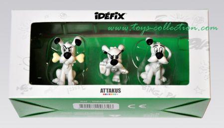 Coffret n° 2 figurines Idéfix
