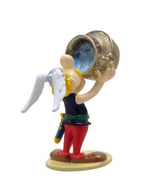 Astérix chaudron