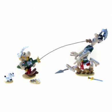 Astérix et l'amphore de Durocortorum