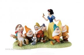 Figurines de collection figurines tintin et de bd toys - Animaux blanche neige ...