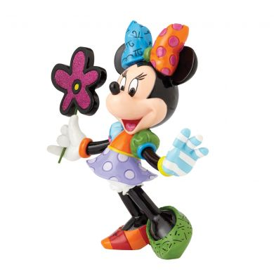 Minnie avec une fleur Britto