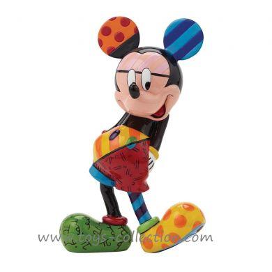 Mickey souriant Britto