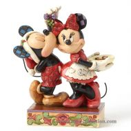 mickey-embrasse-minnie-sous-le-gui-noel-merry-christmas-disney-traditions