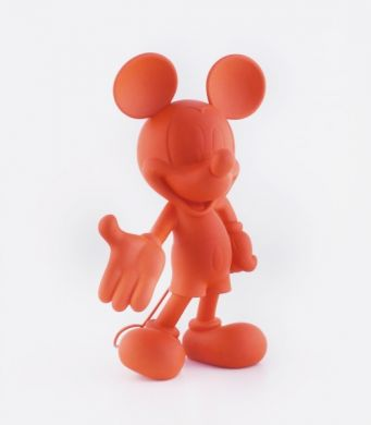 Mickey welcome rouge soft touch mat