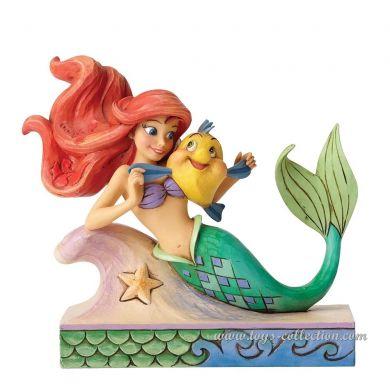 Ariel la petite siréne, Fun and friends