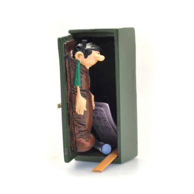 Gaston et l'armoire spéciale sieste