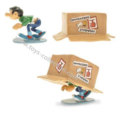 Gaston carton
