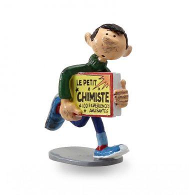 Gaston et le kit du petit chimiste