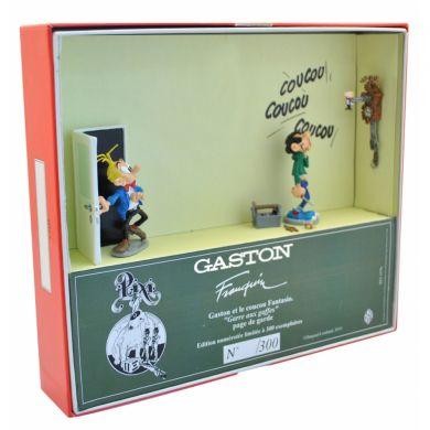 Gaston et le coucou de Fantasio