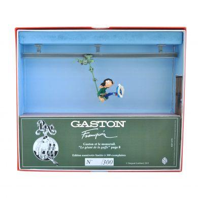 Gaston et le monorail