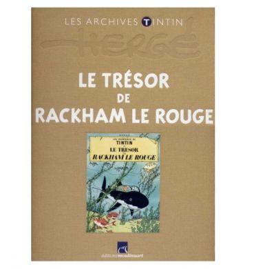 Les archives Tintin, Le trésor de Rackham le Rouge