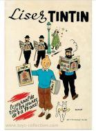 tintin-lisez-tintin-moulinsart-affiche