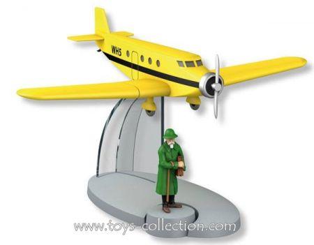 Avion personnel Basil Bazaroff de l'Oreille cassée et basil