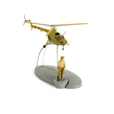 Hélicoptère de l'armée de San Theodoros
