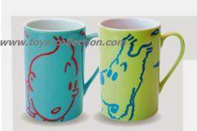 mug-tintin-duo-turquoise-vert