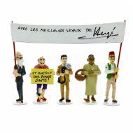 set-de-figurines-tintin-moulinsart-serie-5-carte-de-voeux-1972-2018