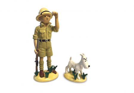 Tintin et Milou Congo VO