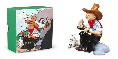 Tintin en Amérique VO