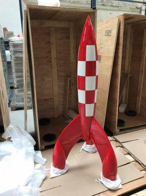 Fusée 150 cm
