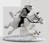 tintin-a-cheval-amerique-noir-et-blanc-moulinsart