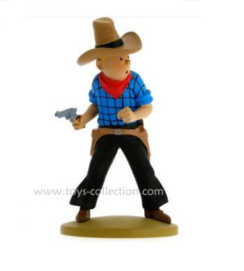 Tintin Cow-Boy