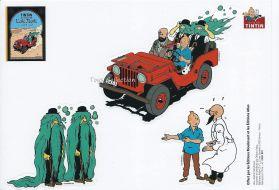 sticker-tintinor-noir-jeep-moulinsart