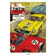 michel-vaillant-poster-j-graton-le-journal-tintin-1957-n44