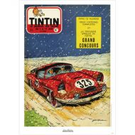 michel-vaillant-poster-j-graton-le-journal-tintin-1957-n47
