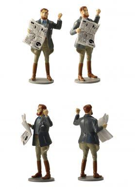 Mortimer au journal