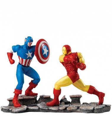 Captain América contre Iron Man