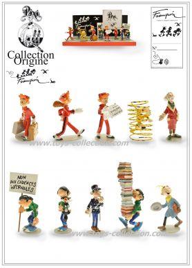 Franquin série Collection origine