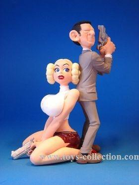 Agent 327 et Olga