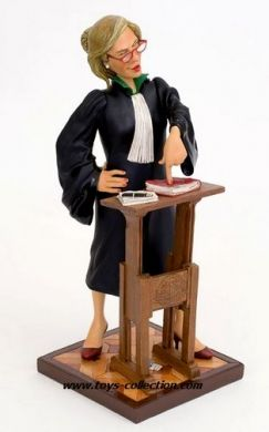 L'avocate PM