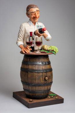 L'amateur de vin