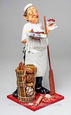 Le boulanger patissier