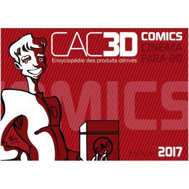 CAC3D Comics 2017