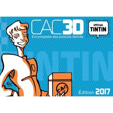 CAC3D Spécial Tintin