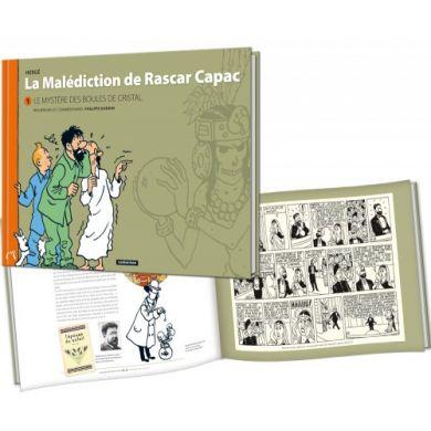 La malédiction de Rascar-Capac - tome 1