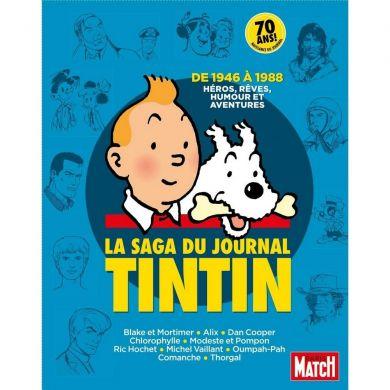 La saga du journal de Tintin