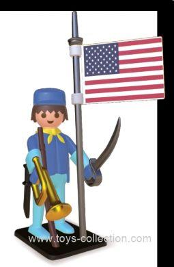 Le Cavalier Américain