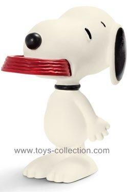 Snoopy avec sa gamelle