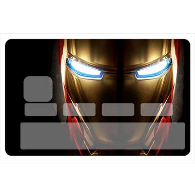 Sticker CB Iron Man