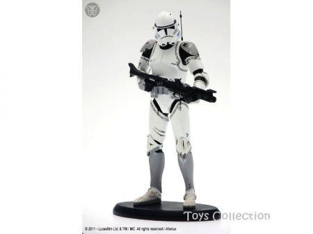 Coruscant Clone Trooper - 41st Elite corps
