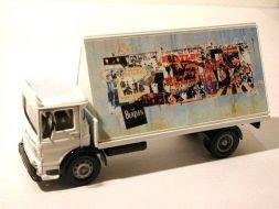 AEC wheel flatbed lorry