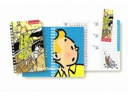Agenda de poche Tintin 2008