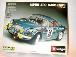 Alpine A110 kit