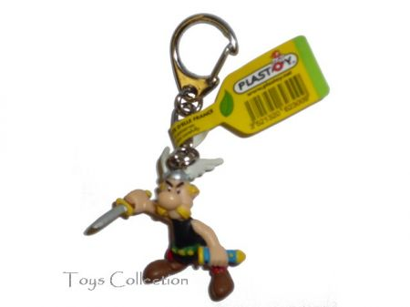 Asterix en porte clé