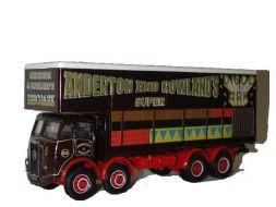 Atkinson open pole truck