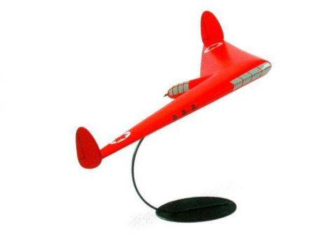 Avion Aile rouge